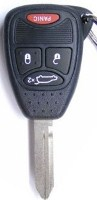 Chrysler Remote Key Fobs Made, Replaced and Programmed