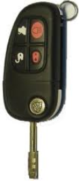 Jaguar Remote Head Key